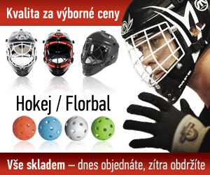 Certifikovaná florbalová maska za pouhých 999 Kč!