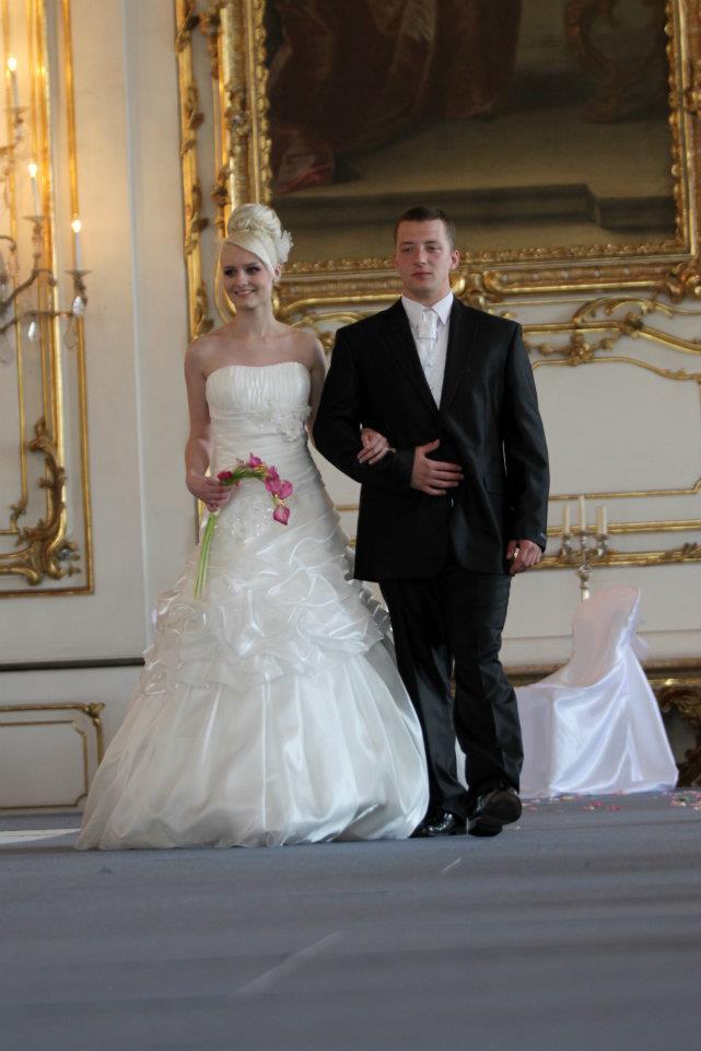 Svatba jako v pohádce, svatby na zámku v Kroměříži