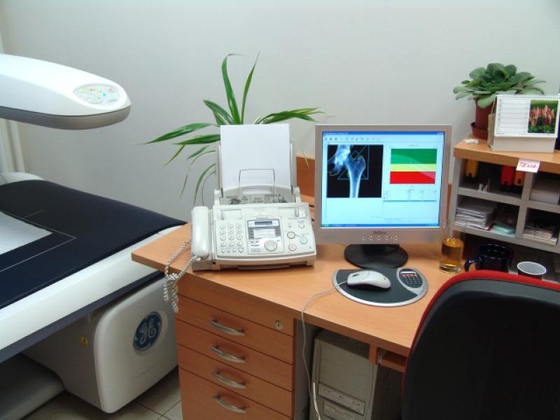 Osteologická ambulance, osteologie Zlín