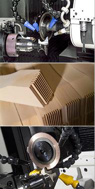 Obráběcí nástroje na dřevo