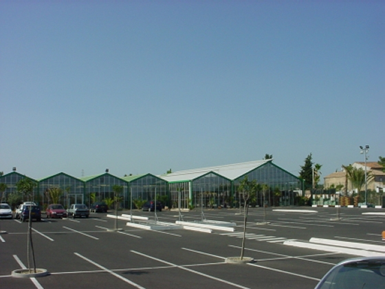 Garden centra, skleníky, závlahy eshop