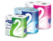 Výroba hygienické papírové zboží.