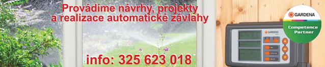 Automatické závlahové systémy Nymburk, čerpadla Poděbrady, nářadí a vše pro zahradu, Mladá Boleslav
