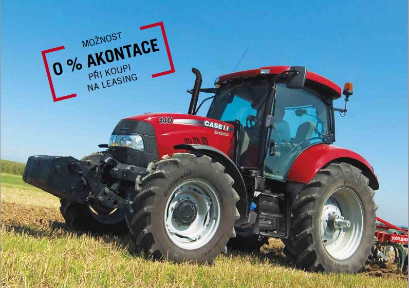 zemědělské stroje, Prodej traktorů Hodonín