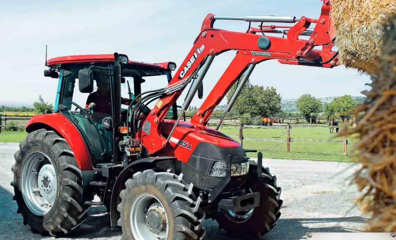 zemědělské stroje a technika od firmy HM, s.r.o. v Hodoníně.