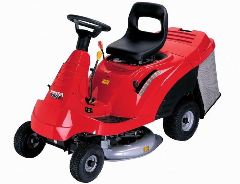 Zahradní traktory Seco Group, Honda – Krtkův ráj