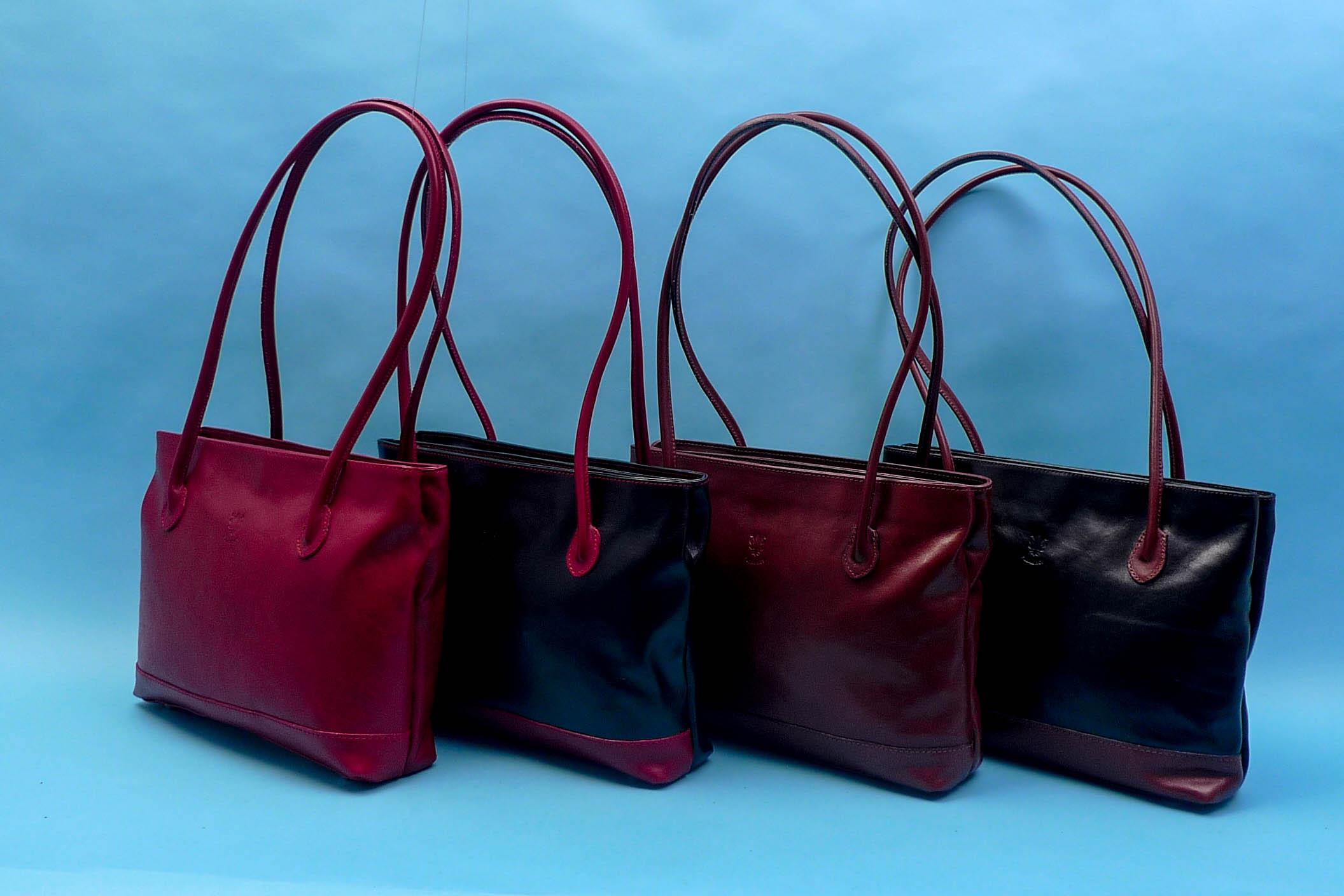 Kožené kabelky Itálie  e-shop