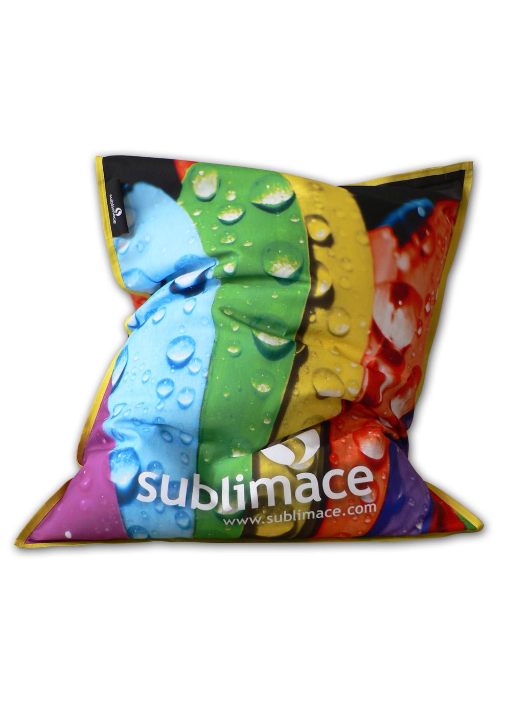 Potisk sublimační technologií-bytové, módní doplňky, reklamní, dárkové předměty, sedací vaky, eko tašky, obrazy
