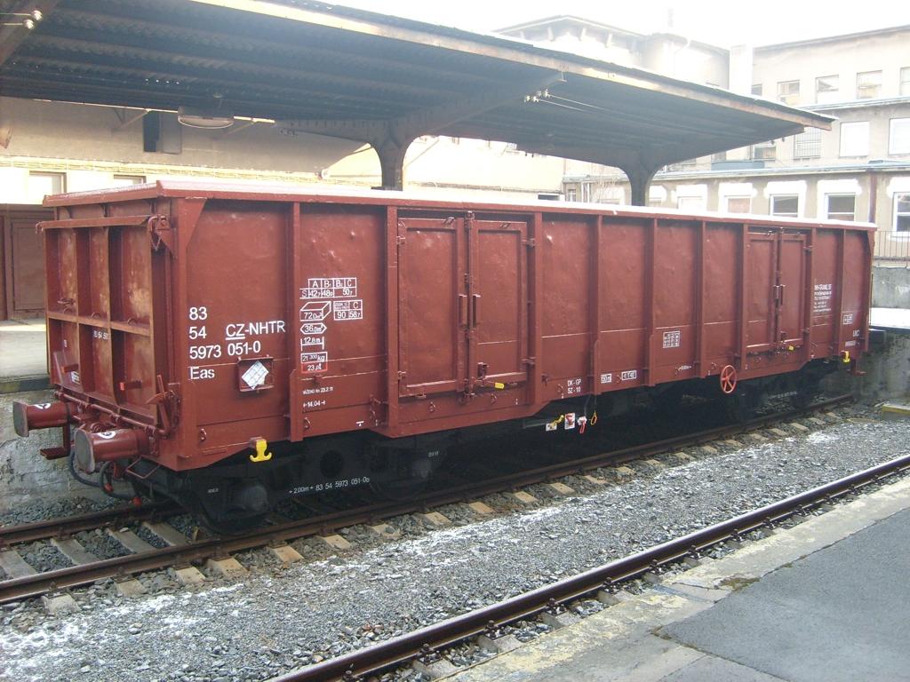 Pronájem železničních vagónů, železničních vozů Ostrava