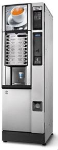 Prodejní automaty, nápojové automaty Opava, Prostějov