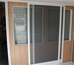 Sítě do oken proti hmyzu, svinovací sítě, stínící technika Brno