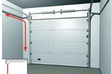 VEKRA ELEGANT – garážová vrata