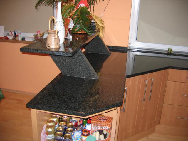 Kuchyňské desky z kamene   Dobruška Rychnov Vamberk Náchod Jaroměř