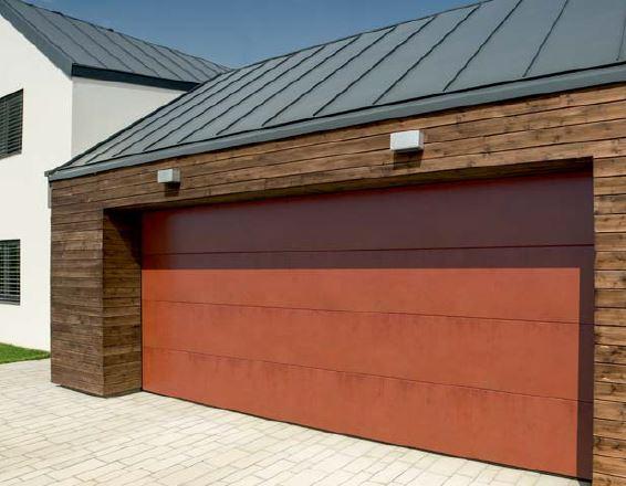 AKCE kvalitní sekční garážová vrata na míru za neuvěřitelnou cenu
