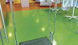 Prodej, pokládka, renovace podlah, Marmoleum, dřevěné podlahy, terasy Twinson Zlín