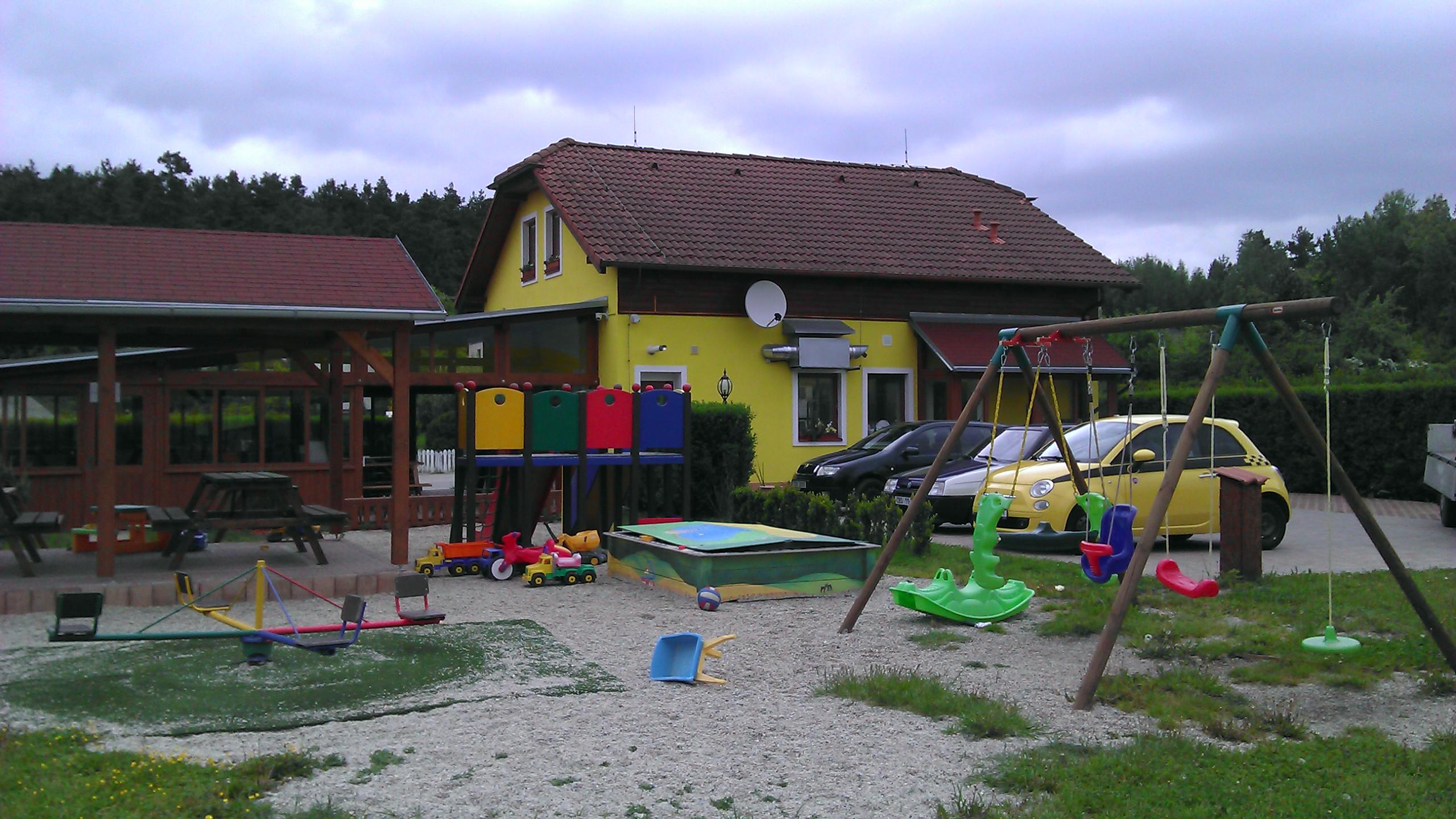 České Budějovice, hospůdka u Evy.