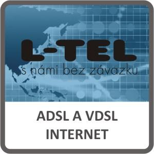 ADSL a VDSL internet bez závazku