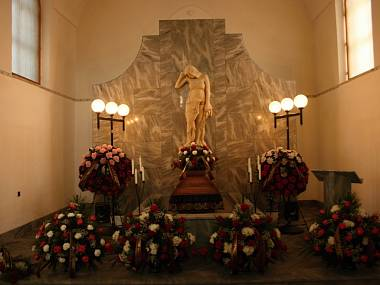 Zajištění smutečního obřadu, pohřbu