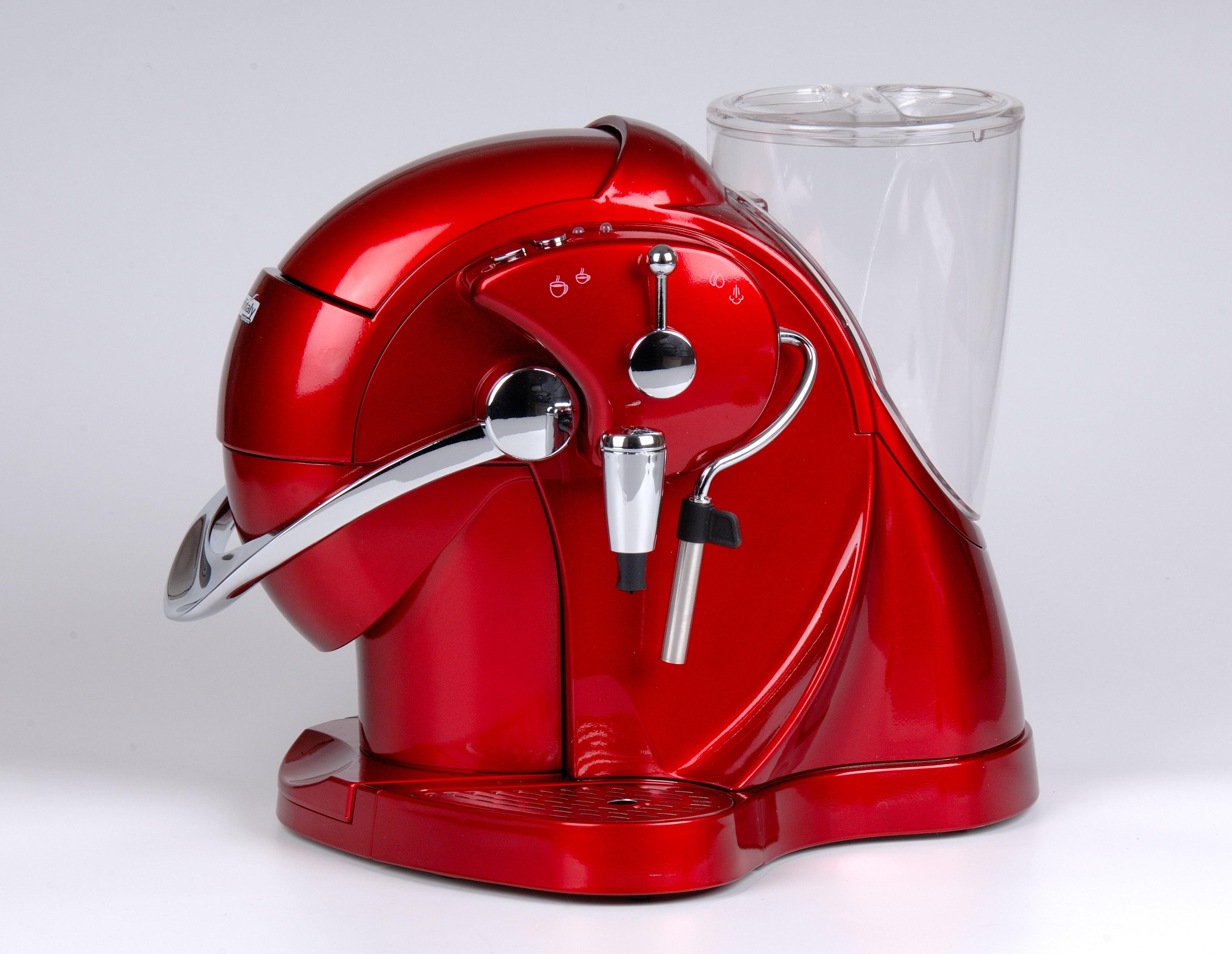 Automatické espresso na kapsle