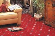 Čištění koberců a podlahových krytin