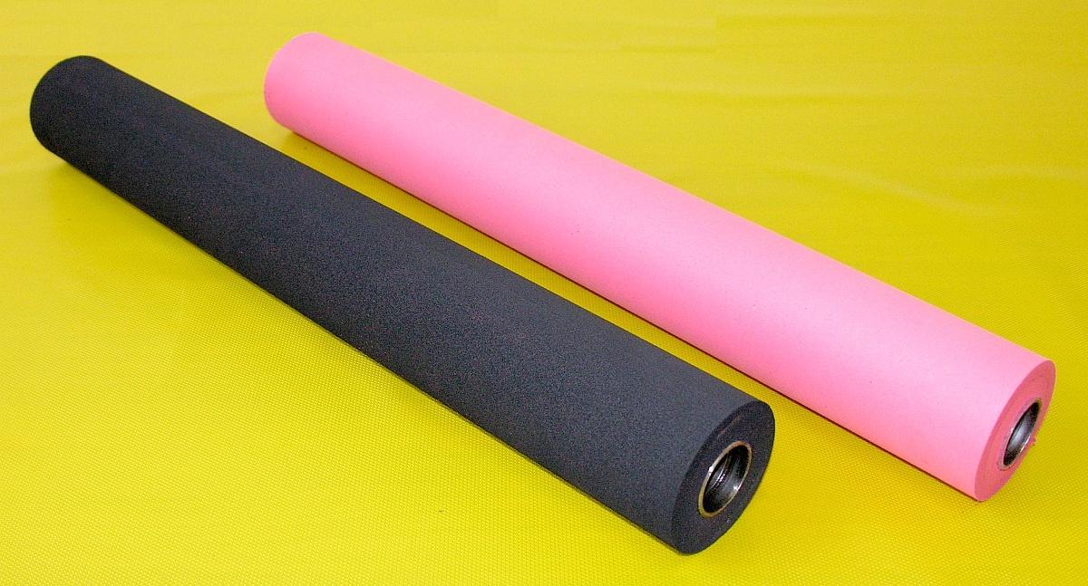 Rubber covered pressure rolls, the Czech Republic