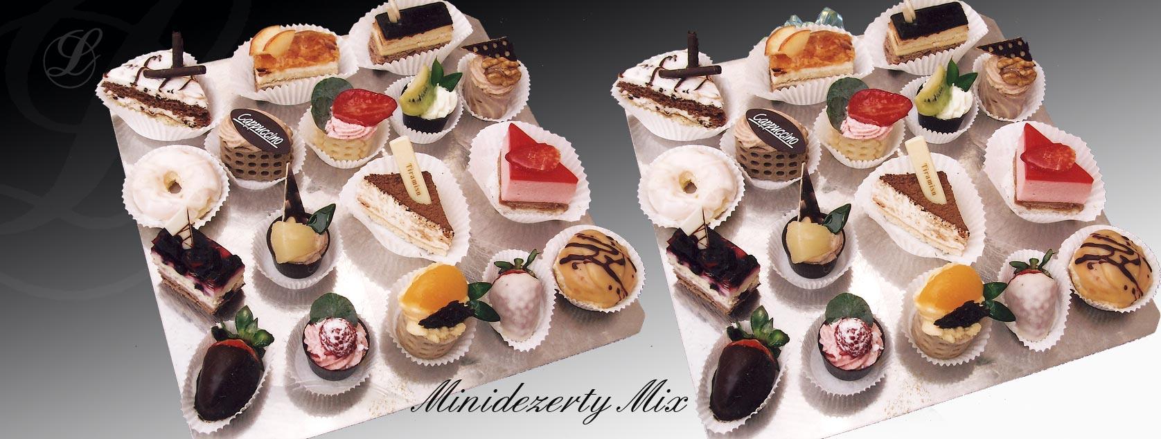 Cukrárna Praha 3, dorty a zákusky na objednávku