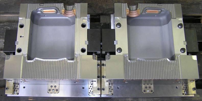 Výroba vstřikovacích forem návrh a design forem pro vstřikování plastů