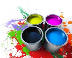 Tiskové barvy, nízkomigrační barvy EPPLE, bezpečnostní barvy SICPA