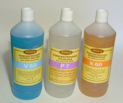 Tisková chemie, čistící roztoky, sušidla tiskových barev - přímý dovoz