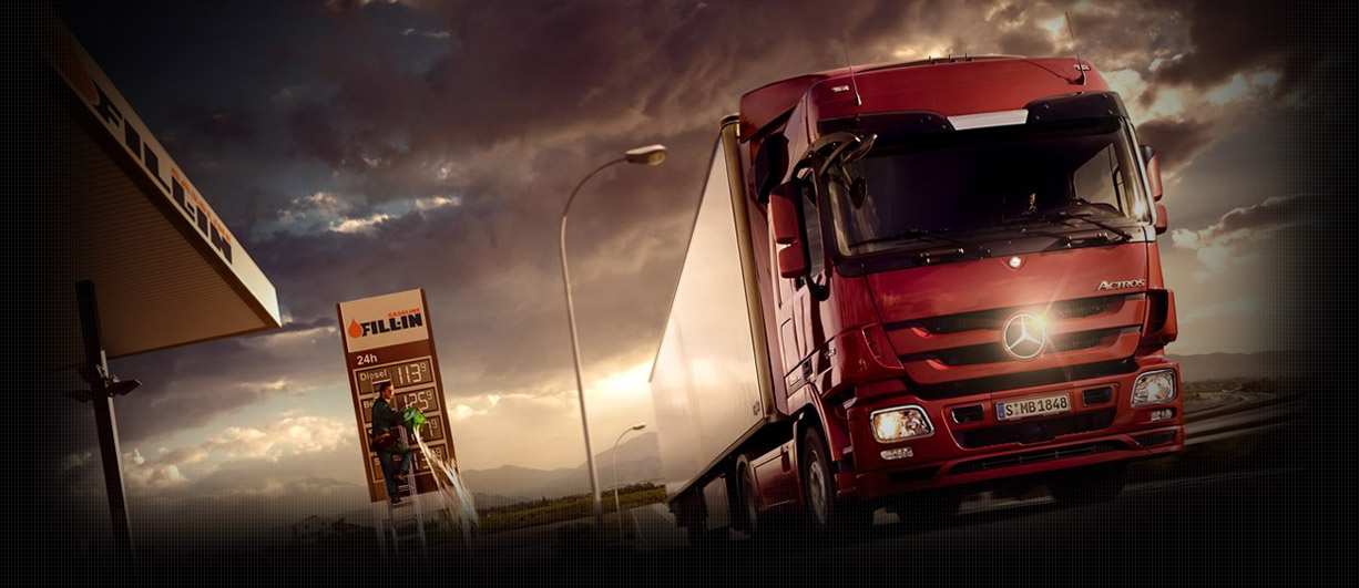 Velkoobchodní prodej náhradních dílů pro nákladní automobily Vysočina