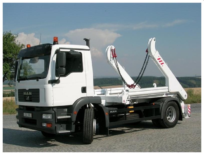 Kontejnerové nosiče, nosiče kontejnerů, kontejnery, MOLČÍK kipper,a.s.