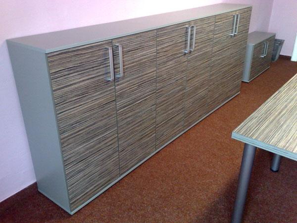 Stolařství a truhlářství Ostrava, výroba nábytku, kancelářský nábytek