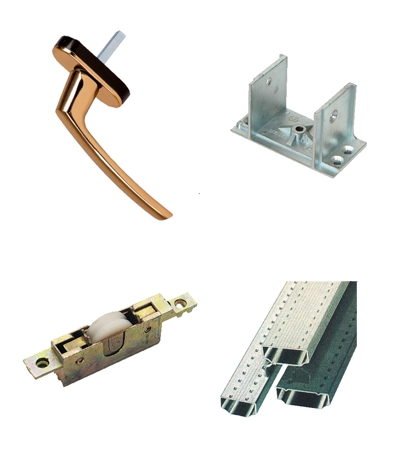 TURKEY; Fittings for windows and doors