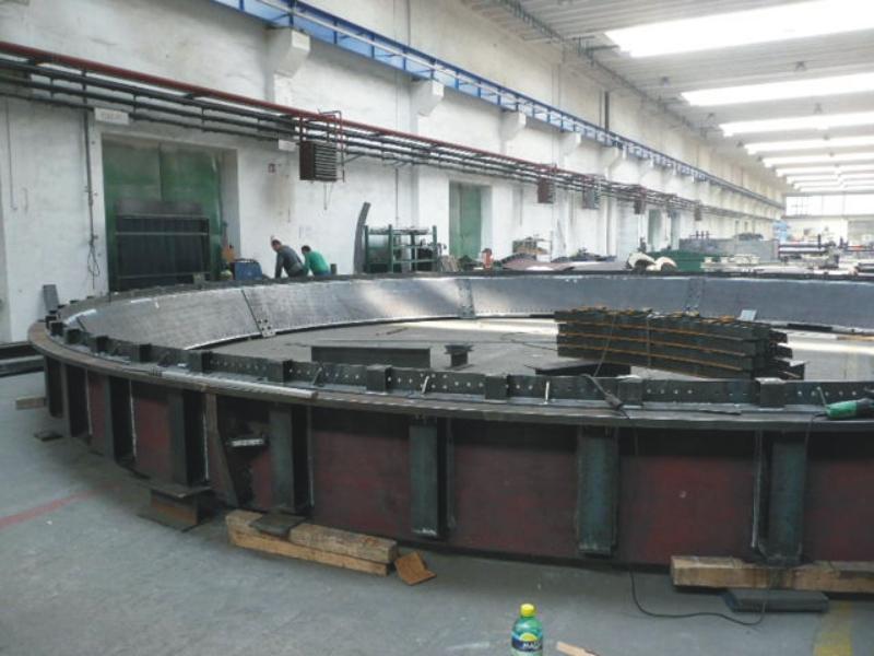 Ocelové konstrukce s širokým využitím - výroba, realizace, montáž
