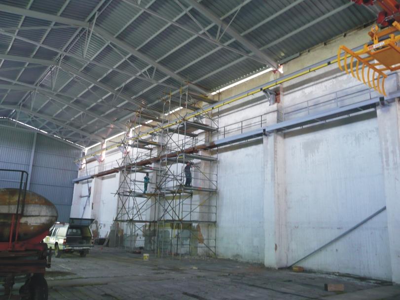 Výroba ocelové konstrukce Ostrava