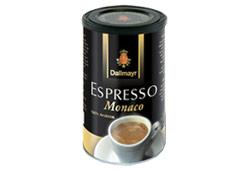 Káva mletá Espresso Monaco 100% arabica 200 g