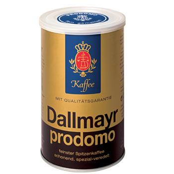 Mletá káva Dallmayr prodomo 250 g dárková dóza