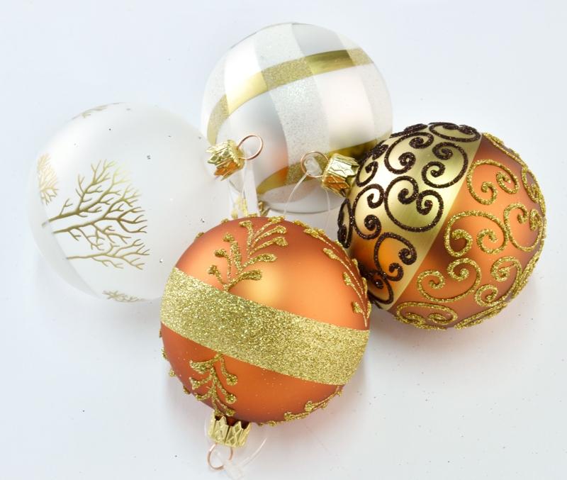 Výroba vánočních ozdob na zakázku