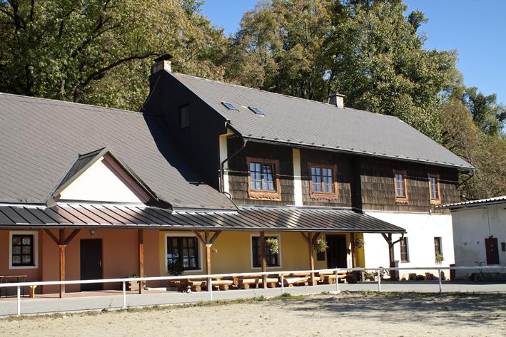 Výlet, dovolená pro rodiny s dětmi, penzion Hradisko Rožnov pod Radhoštěm