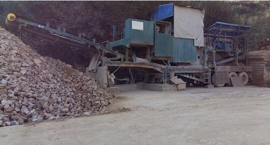 recyklace stavebního odpadu - Zlínský kraj