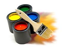 Prodej barvy fasádní, interiérové, dekorativní Kroměříž
