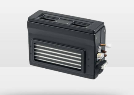Diavia - klimatizační zařízení pro nákladní vozy, traktory, kombajny, atd.