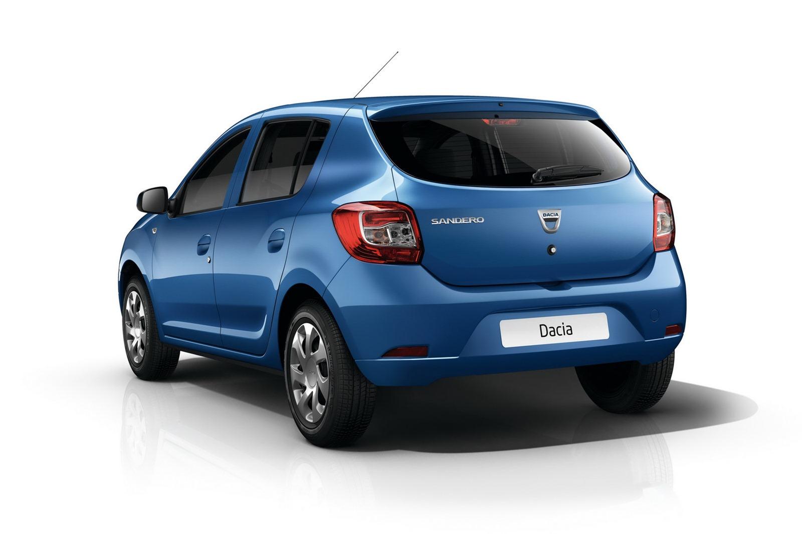 Výhodné ceny vozů Dacia Jižní Čechy.