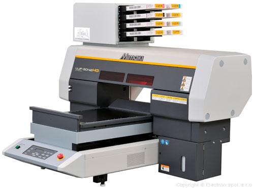 Velkoplošná UV LED tiskárna - prodej a servis