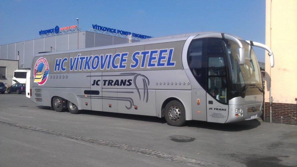 Autobusová přeprava tuzemská Ostrava