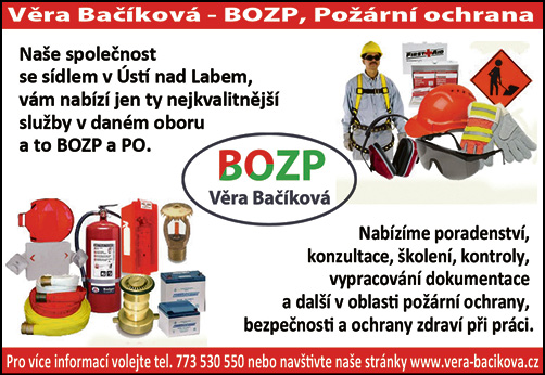 Komplexní služby BOZP, PO