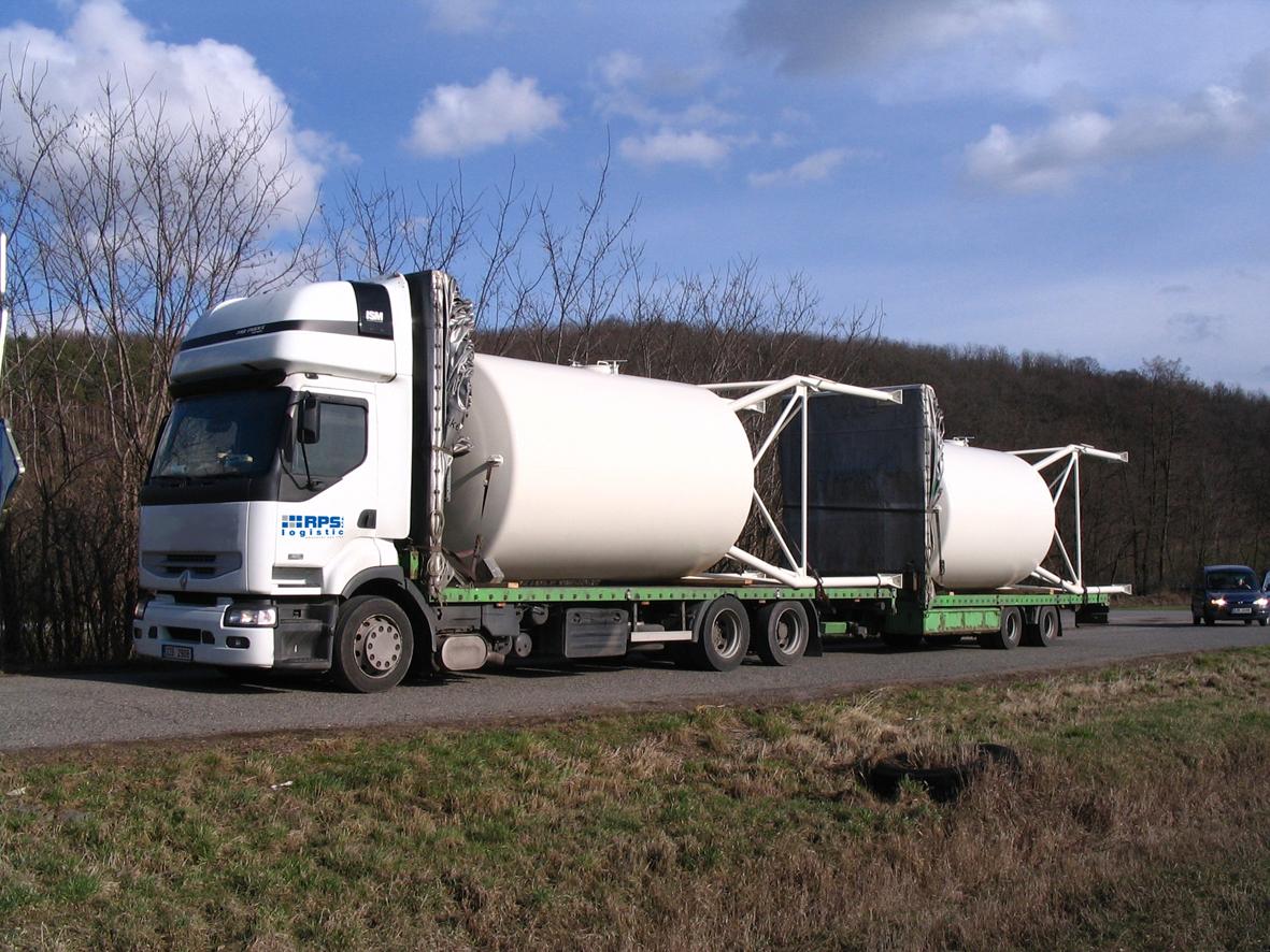 Přeprava zásilek po ČR, přeprava zásilek do zahraničí, RPS logistic s.r.o.