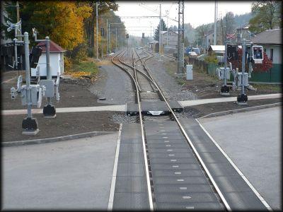Rekonstrukce železničních tratí