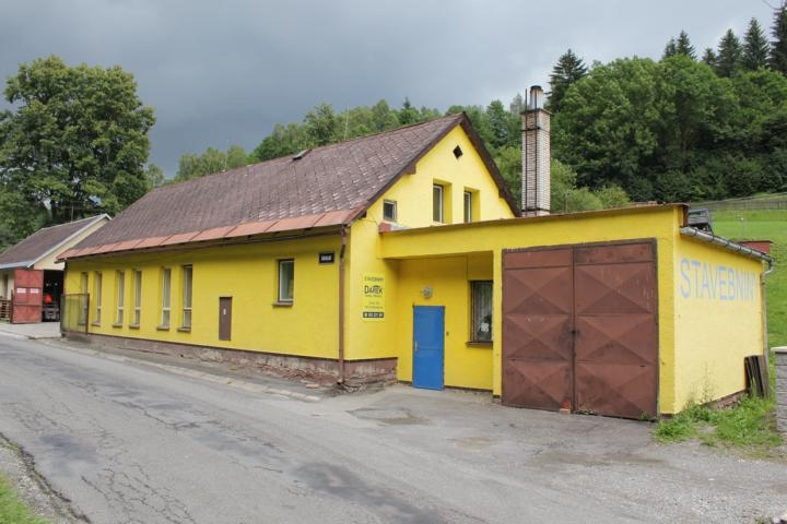 Prodej stavebního materiálu, stavebniny Hanušovice
