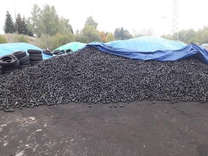 Uhlí Svratka – uhelné sklady Hlinsko